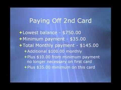 Audubon, Minnesota credit card consolidation plan